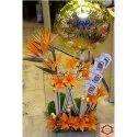 Decorative Bottle Bouquet