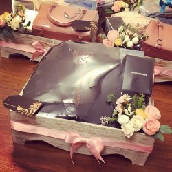Rectangle Wedding Trousseau Packing