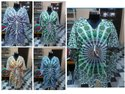Women Mandala Kaftan Indian Loose Summer Dress