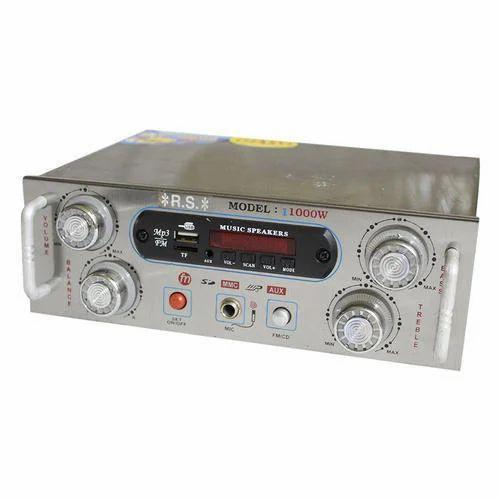 Car Power Amplifier