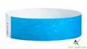 Blue Colour Paper Wristband