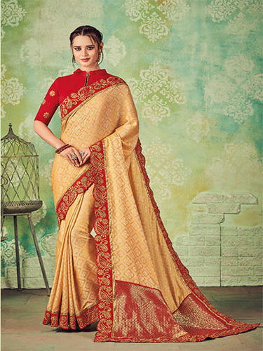 5f0c41bab6a07e Ecommerce Shop / Online Business of Self Saree & Crop Top Lehnga by ...