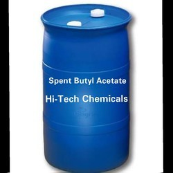 Spent Butyl Acetate