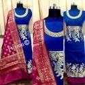 Banaras Dress Materials