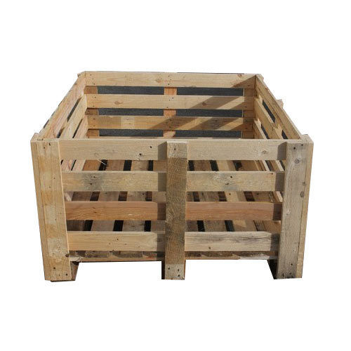 DIY Wooden Pallet Boxes at Rs 100 /piece   लकड़ी का पैलेट ...