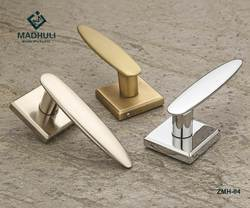 Oval Shape Mortise Handle