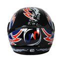 JMD Mirror Visor Full Face Helmet
