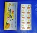 Vitavirc Vitamin C, Vitamin d With Zinc Tablets