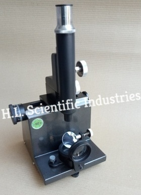 Physilab Newton's Ring Microscope, For Laboratory, LED