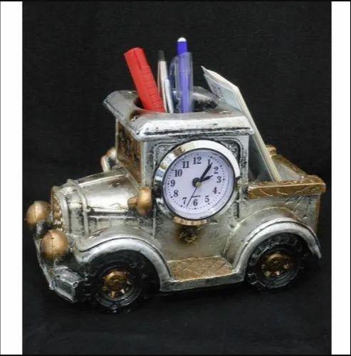Zeals Analog Metal Clock, For Office