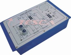 Audio Amplifier Trainer