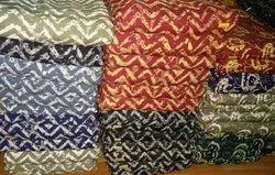 Rayon Discharge Print Fabric