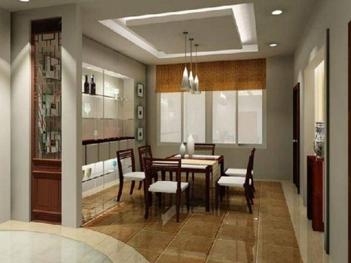 Dining Room False Ceiling