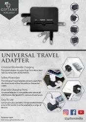Universal Travel Adapter - Giftana