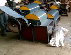 Coir Sheet Opening Machine