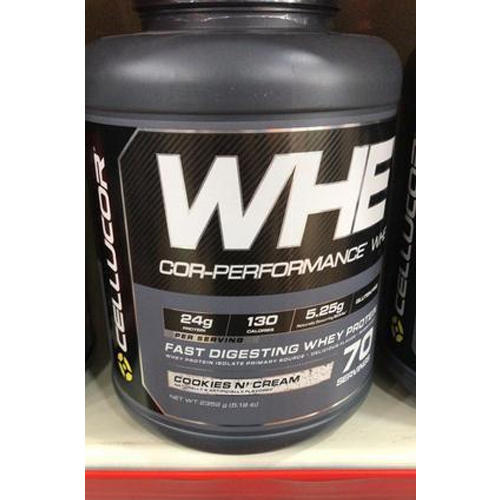 Whey Cor Performance Powder, Packaging Type: Plastic Container