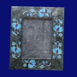 Soapstone Photo Frame