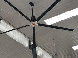 5 Blade Electric HVLS Fan
