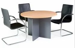 Wooden Conferencing Table