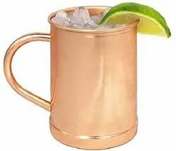 Copper Moscow Mule Mug Handmade Of 100% Pure Copper, Hammered Moscow Mule Mug