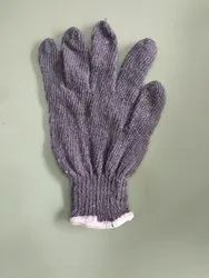 Cotton Knitted Hand Gloves 40 Grams
