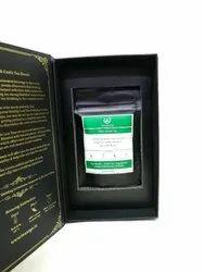TeaSage Black Diwali Tea Box, For Gift, Size: 12 X 6