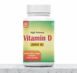 Vitamin D Tablet