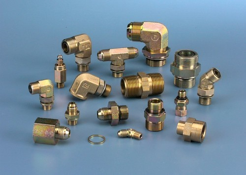 Hydraulic Fittings - Parker Hydraulic Fittings Manufacturer from Mumbai