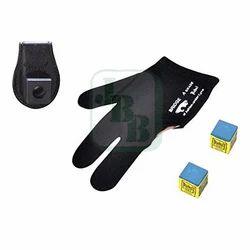 JBB Combo Magnetic Plastic Chalk Holder and Gloves