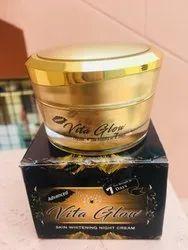 Vita Glow Skin Whitening Cream, for Personal