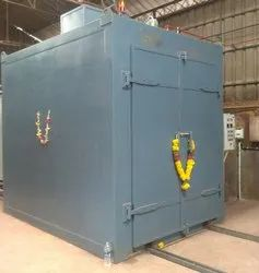 Industrial Direct Gas Oven