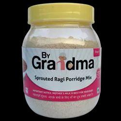Bygrandma Sprouted Ragi Baby Porridge Mix, 280 Grams, Non prescription