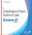 Sanfegan Esomeprazole, Domperidone Tablets, Packaging Type: Strips