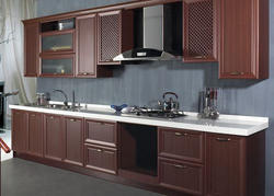 Aluminium Aluminum Kitchen Cabinets Rs 450 Square Feet Sree
