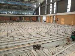 Stadium Wooden Flooring
