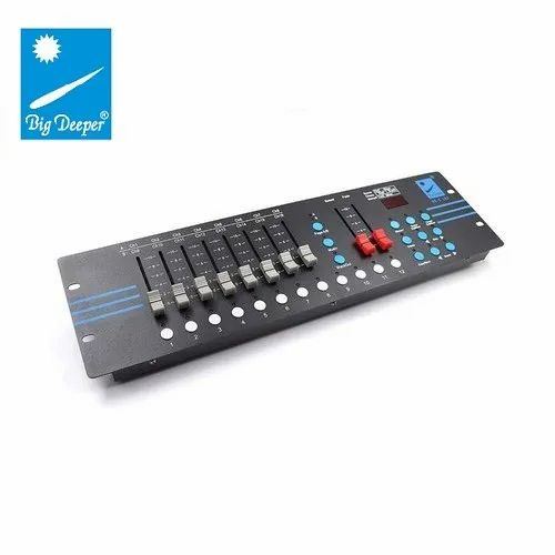 Big Deeper DMX512 DJ Stage Light Mixing Controller