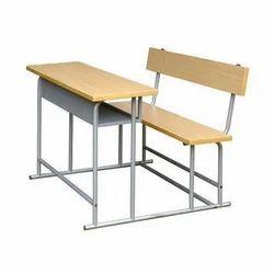NF-195 Wooden School Bench