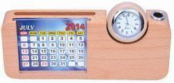 Wooden Desk Calendar