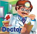 Who Am I Doctor Book