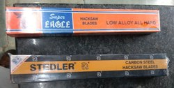 Blue Carbon steel Egale hacksaw blade, For Industrial