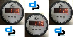 Aerosense Digital Differential Pressure Gauge Model CDPG -4L-LCD Range 0-100 MM WC