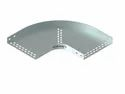 Horizontal Bend For Perforated Cable Tray (Radius Type)