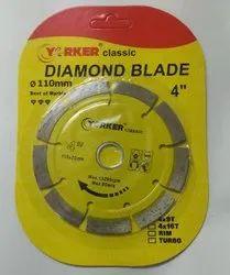 Yorker Classic Diamond Blade