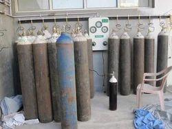 Oxygen Manifold Pipeline