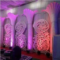 FRP Wedding Decorative Item