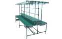 WIPL ESD Anti - Static Long Lean Pipe Workbench