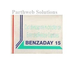 Benzaday 15mg Capsules