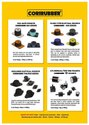 Corirubber - Anti Vibration Mounts, For Industrial