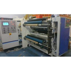 Center Winder Duplex Slitter Rewinding Machine