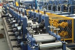 Steel Pipe Making Machine